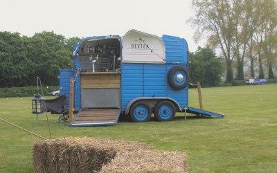 Ricey - Horse Box Bar for Weddings