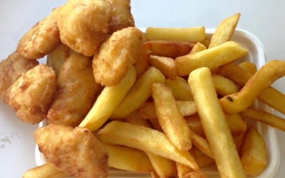Ahoy Fish And Chips
