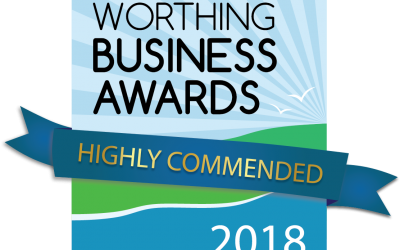 Highly Commended for Customer Services 2018