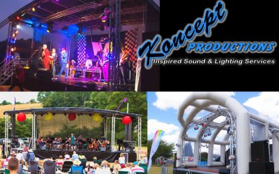 Koncept Productions - Stage, Sound and Lighting Services