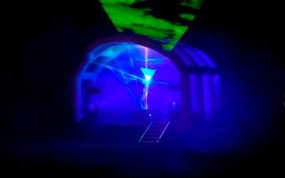 "Lumina ""The Laser Violinist"""
