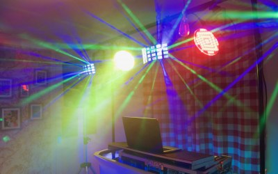 Streetlife Disco's Compact Rig