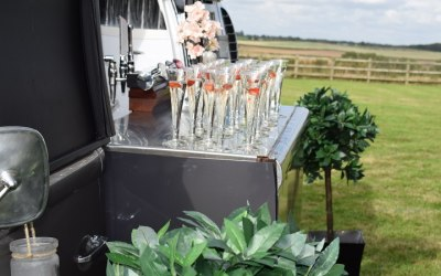 A little fizz for your guests