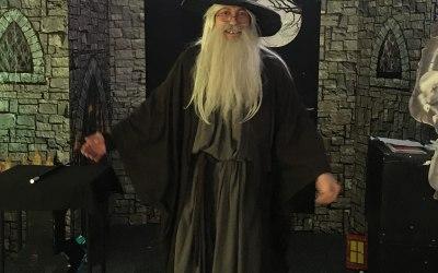 Wizard Magician Service 6