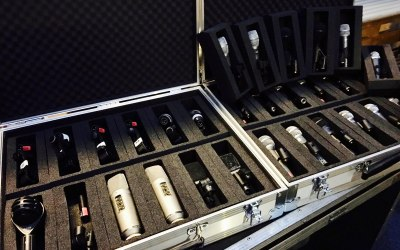Branded audio equipment
