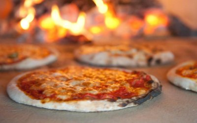 The Wood Fired Pizza Company