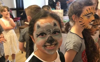 Face Painting 4 Love 3