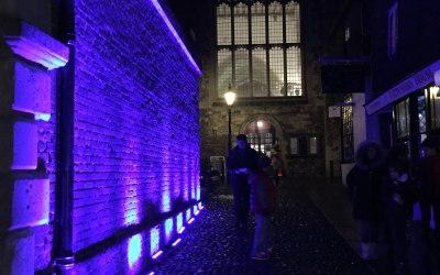Outdoor Lighting for Weddings / Events - EWPSL