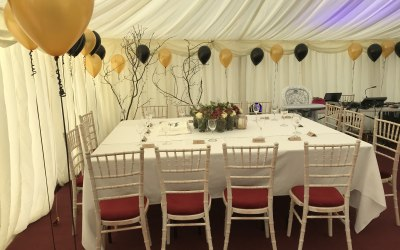 Marquee Hire East Midlands