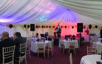 Marquee Entertainment, Party Lighting