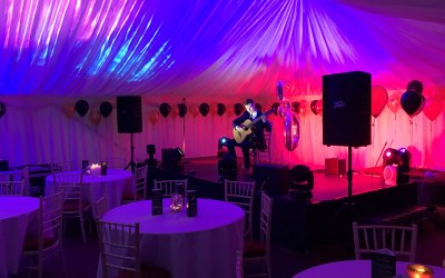 Party Lighting East Midlands