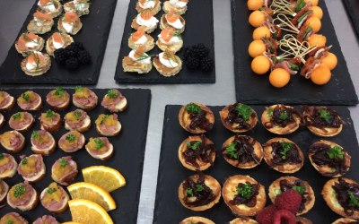 Juste nous corporate and event caterers