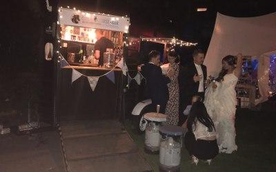 Crafty Horse Mobile Bar for Weddings