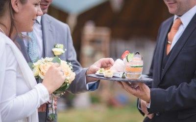 Flexible Wedding Menus