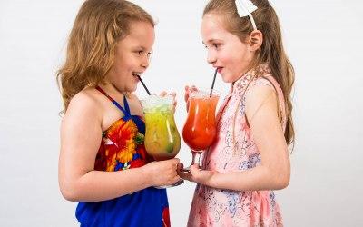 Kid friendly cocktails