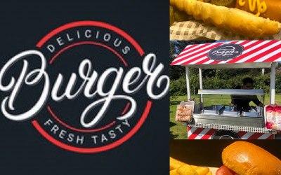 Burger & Hot dog cart