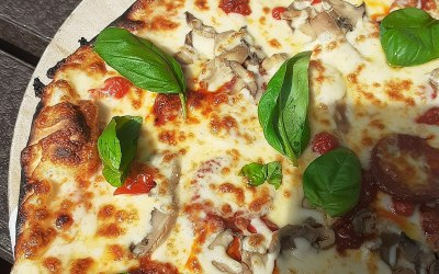 Nonninas Wood Fired Pizzas 9