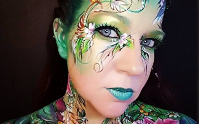 ViZard Face & Body Art - Forest Fairy