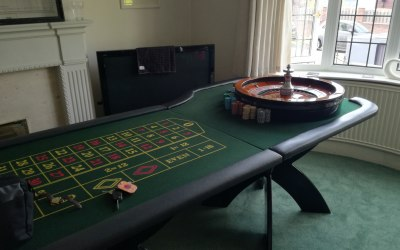 Standard Roulette at House Party
