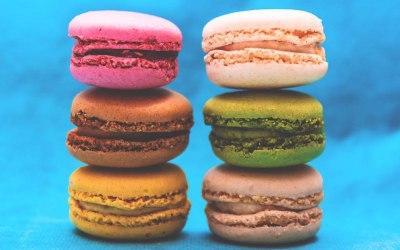 Multi-Coloured Macaron