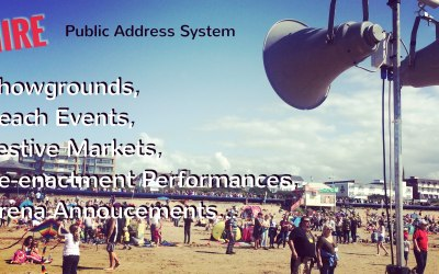 Our Tannoy system