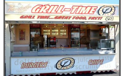 The Gourmet Grill