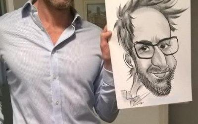 Alex Caricatures 3