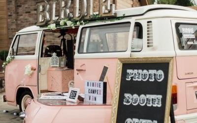 Birdie Camper Van Photo Booth 5