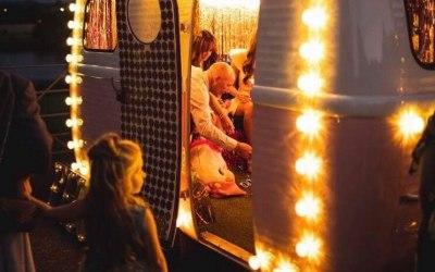 Birdie Camper Van Photo Booth 9