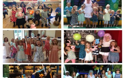 Candyfloss Entertainment Kids Services
