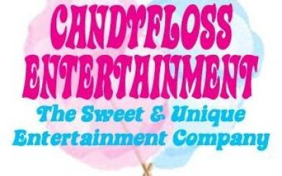 Candyfloss Entertainment Logo