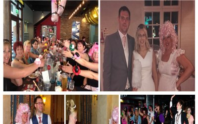 Candyfloss Entertainment Weddings