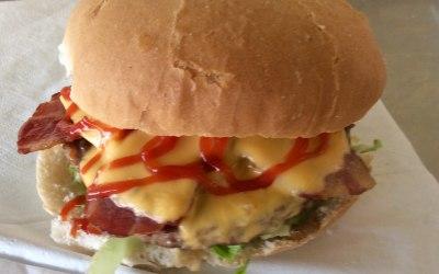 Aunty's Cheeseburger