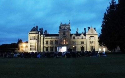 Alfresco Cinema - Big Screen Hire Surrey