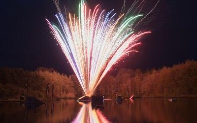 Steve McKenna Events fireworks