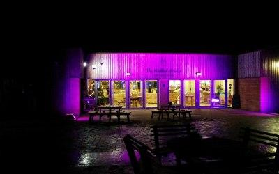 Outdoor lighting Steve McKenna Events