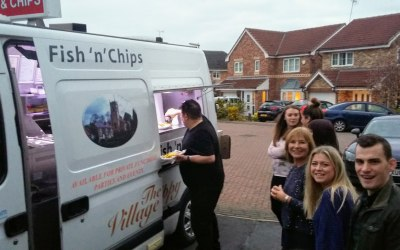 The Village Chippy Mobile 5