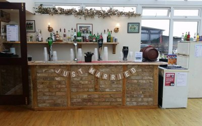 Wedding  Venue  Bar service