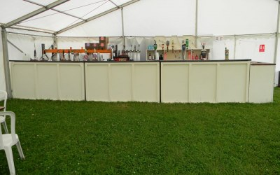 Festival, Show pop up  Bar  for  that  larger  Event