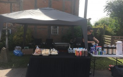 BBQ catering for events