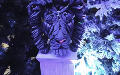 Aslan Entrance - Narnia Magical party