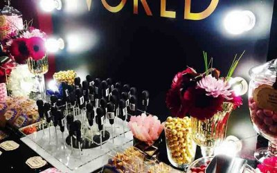 Mariah's World Sweetie Table