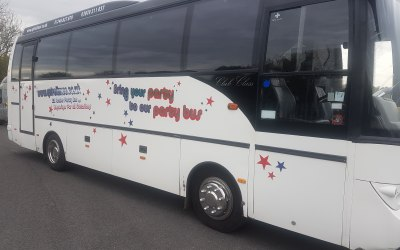 32 seater partybus