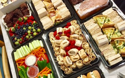 Buffets for parties