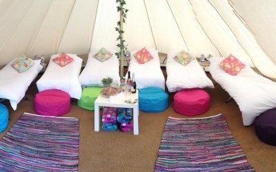Warwickshire Bell Tents  8