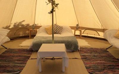 Warwickshire Bell Tents  2