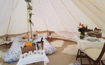 Warwickshire Bell Tents  3
