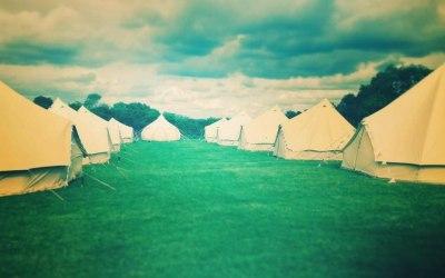 Warwickshire Bell Tents  4