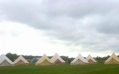 Warwickshire Bell Tents  5