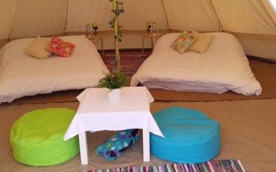 Warwickshire Bell Tents  7